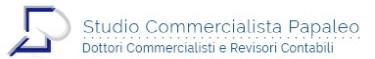 Studio Commercialista Papaleo | Collefero Roma Logo